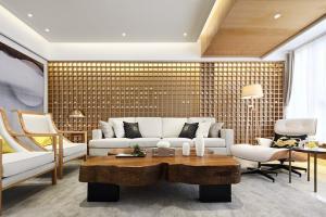 Salon w domach i mieszkaniach